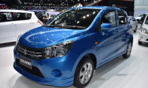 Suzuki Celerio có giá bán từ 289 triệu đồng