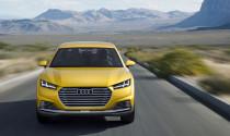 Audi Q4 RS sẽ mạnh hơn 400 mã lực