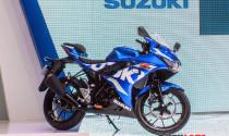 Chi tiết sportbike Suzuki GSX-R150 2017 sắp bán ra tại Việt Nam