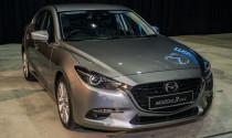 Mazda3 2017 được bổ sung trang bị, có giá từ 579 triệu đồng tại Malaysia