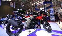 Mãn nhãn với cặp đôi xe thể thao Suzuki GSX-S150 và GSX-R150