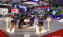 Chính thức khai mạc triển lãm mô tô - xe máy lớn nhất Việt Nam 2017
