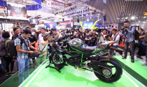 Kawasaki giới thiệu mẫu xe hiếm H2 Carbon 2017