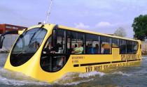 14 bến tàu để người Sài Gòn đón buýt đường sông