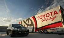 Bản độ Toyota Land Curies là chiếc SUV nhanh nhất thế giới