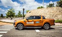Ford Ranger soán ngôi vương của Vios trong tháng 4/2017
