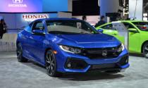 Honda Civic Si 2017 đã bán ra tại Mỹ, giá từ 24.775 USD