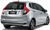Honda Jazz 2017 sắp ra mắt thị trường Đông Nam Á