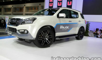 Isuzu MU-X 2017 có giá từ 844 triệu đồng tại Ấn Độ