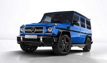 Vua địa hình Mercedes-AMG G63 bản đặc biệt có giá 4,44 tỷ đồng