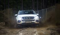 Offroad với SUV Mercedes: Thú vui của nhà giàu!