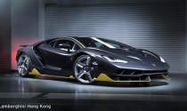 Siêu xe Lamborghini Centenario giá 2,4 triệu USD, đã có chủ nhân tại Châu Á