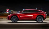 Tiết lộ động cơ siêu mạnh trên Lamborghini Urus