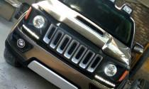 Choáng với Toyota Fortuner bản độ như Jeep Renegade