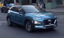 Đối thủ của Mazda CX-3 - Hyundai Kona 2018 lộ diện trước ngày ra mắt