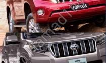 Lộ ảnh Toyota Land Cruiser Prado 2018 trước khi ra mắt