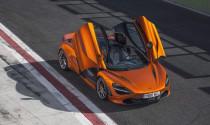 """McLaren công bố hình ảnh siêu xe 720S khiến fan """"tan chảy"""""""