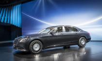 Mercedes-Benz S-Class 2018 lên kệ, giá từ 2,24 tỷ đồng tại Châu Âu