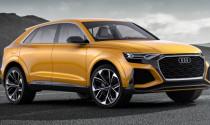 SUV hạng sang Audi Q8 lên lịch ra mắt vào năm sau