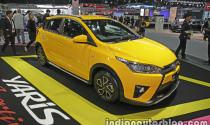 Toyota Yaris 2017 phiên bản dành cho Châu Á  lần đầu chạy thử nghiệm