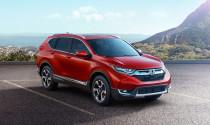 Honda CR-V 2017 có giá từ 699 triệu đồng chính thức bán tại Australia vào tháng 7 tới