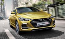 Hyundai Elantra 2017 đã được bán tại Malaysia, giá từ 635 triệu đồng