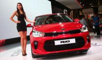 Kia Rio 2017 chuẩn bị ra mắt thị trường Malaysia