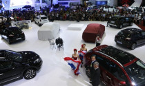 Liên tục trồi sụt, ôtô nhập khẩu khó đoán