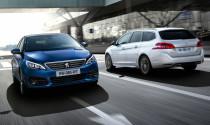 Thông tin chi tiết về tân binh Peugeot 308 facelift