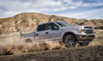 Vua bán tải Ford F-150 2018 tăng giá bán