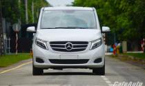 """""""Soi"""" chiếc Mercedes – Benz V250: Xe của gia đình giàu"""