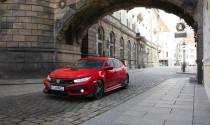 Bộ ảnh tuyệt đẹp của Honda Civic Type R 2018 phiên bản châu Âu