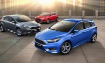 Chi tiết Ford Focus 2018 bán ra vào năm sau
