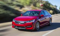 Honda Accord 2018 sẽ có 3 tùy chọn động cơ
