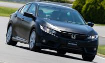 Honda Civic sẽ sớm được trang bị hộp số ly hợp kép 8 cấp?