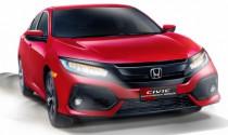 Sau Thái Lan Honda Civic Hatchback 2017 cập bến Indonesia