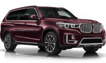 SUV hạng sang BMW X7 sẽ ra mắt vào tháng 9/2017