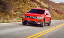 Volkswagen Tiguan 2018 trình làng,  giá từ 576 triệu đồng tại Mỹ
