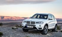 BMW X3 thế hệ mới ra mắt vào cuối tuần này