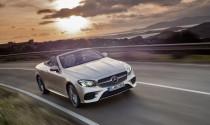 Mercedes-Benz E-Class Cabriolet 2018 giá từ 60.673 USD