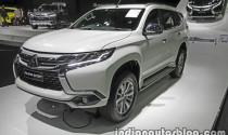 Mitsubishi Pajero Sport thế hệ mới sẽ ra mắt vào tháng 4/2018