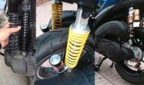 Thay thế miễn phí giảm xóc sau trên Yamaha NVX155 và NVX125 cc