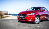 Triệu hồi 705 xe Mazda 2 và CX-3 do lỗi phanh