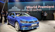Volkswagen Polo 2017 bán ra vào cuối năm nay
