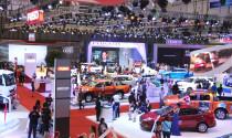 12 thương hiệu ô tô tham gia trưng bày tại VMS 2017