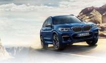 BMW X3 2018 lộ hình ảnh chính thức trước ngày ra mắt