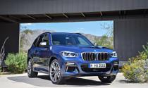 Thông tin chi tiết BMW X3 2018 mới ra mắt