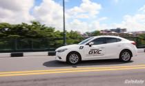 Trải nghiệm công nghệ GVC trên bộ đôi Mazda3 và Mazda6 2017