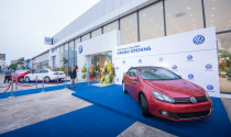 Volkswagen Việt Nam khai trương đại lý 4S đầu tiên tại Hà Nội