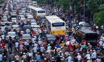Hà Nội sẽ cấm xe máy tại các quận nội thành từ năm 2030